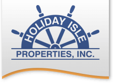Feedback from Holiday Isle Properties, Inc.